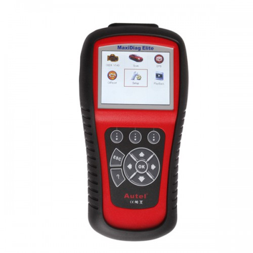 【Ship frm US】Original Autel MaxiDiag Elite MD802 Full System with Data Stream (Including MD701,MD702,MD703 and MD704) Global Free Shipping by DHL