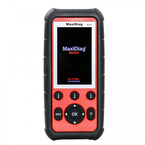 Autel MaxiDiag MD808 Four System Diagnostic Tool for Engine /Transmission/ SRS and ABS Systems Support Lifetime Free Update Online