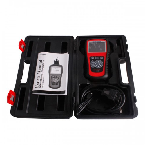 [Free Shipping] Autel MaxiDiag Elite MD701 Four System with Data Stream Asian Vehicle Diagnostic Tool