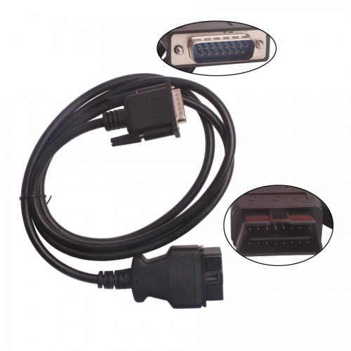 OBD2 16Pin Main Test Cable for AL419/ AL519/ AL439/ AL539 Code Reader