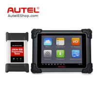 [Easter Sale]【Ship from US】Original Autel MaxiSys Pro MS908P Full System Diagnostic with J2534 ECU Programming Box Update Online Support ECU Coding