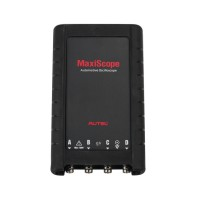 Autel MaxiScope MP408 4 Channel Automotive Oscilloscope Basic Kit Works with Maxisys Tool Free Shipping by DHL