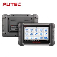 [New Year Sale] [Basic Version] Original Autel MaxiDas DS808 Auto Diagnostic Tool Support Injector Coding Without OBD1 Cables Free Shipping by DHL