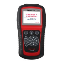 [Free Shipping] Autel AutoLink AL619EU ABS/SRS OBDII CAN Diagnostic Tool (Support Citroen/Peugeot)