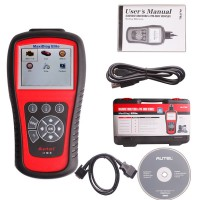 [Free Shipping] Autel MaxiDiag Elite MD704 Full System with Data Stream European Vehicle Diagnostic Tool
