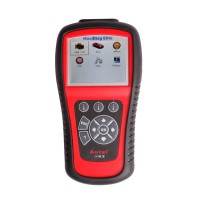 [Free Shipping] Autel MaxiDiag Elite MD704 Four System with Data Stream Update Online