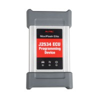 Original Autel MaxiFlash Pro J2534 ECU Programming Tool Works with Maxisys MS908/ MS908P Global Free Shipping by DHL