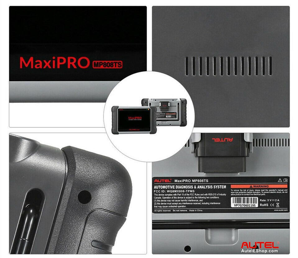 Autel MaxiPRO MP808TS