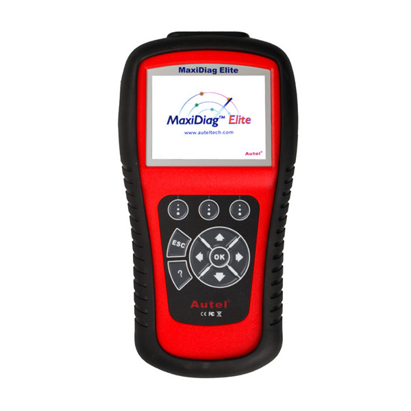 [Free Shipping] Autel MaxiDiag Elite MD702 4 System with Data Stream Diagnostic Tool