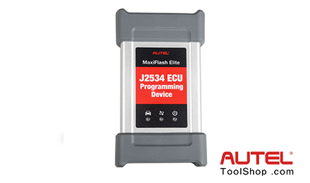 【Special Offer】Original Autel MaxiFlash Pro J2534 ECU Programming Tool Works with Maxisys MS908/ MS908P Global Free Shipping by DHL