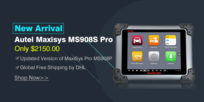 Maxisys MS908S Pro