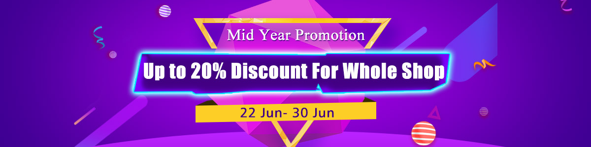 Mid year promotion