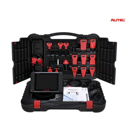 [Ship from US] Original Autel MaxiSys Mini MS906 Full System Diagnostic Tool Support Injector Coding & Active Test Upgrade Version of DS808K MP808K