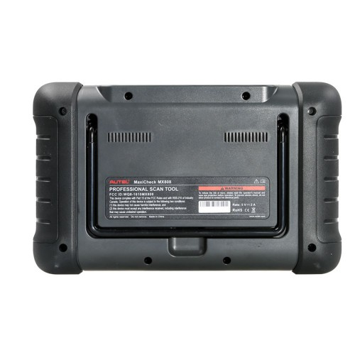 Original Autel MaxiCheck MX808 Full System Diagnostic & Service Tablet Scan Tool Same As MaxiCOM MK808 Update Online