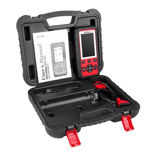 Original Autel MaxiDiag MD808 Pro All System Scanner Support BMS/Oil Reset/ SRS/ EPB/ DPF/ SAS/ ABS Lifetime Free Update Online