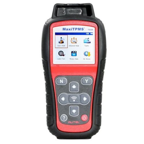Original Autel MaxiTPMS TS508 TPMS Diagnostic and Service Tool Support Lifetime Free Update Online