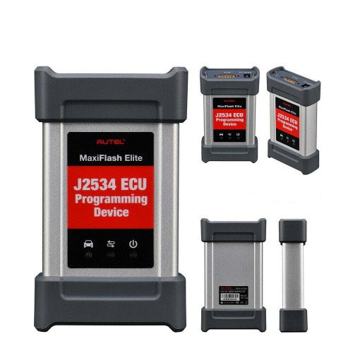 [Ship from US] Autel MaxiCOM MK908P Full System Diagnostic Tool with J2534 Box Support Bi-directional Control