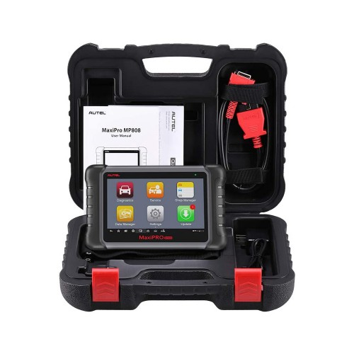 [Ship from US] Original Autel MaxiPRO MP808 Professional OE-Level Diagnostics Support Injector Coding Same Functions as DS808K MS906
