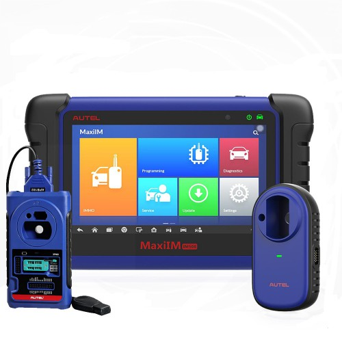 [Ship from US] Buy Autel MaxiIM IM508 Advanced IMMO & Key Programming Tool Plus XP400 Chip Programmer Same IMMO Functions as Autel IM608