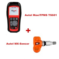 [Ship From US] Buy Original Autel MaxiTPMS TS601 Plus Autel MX-Sensor V5.5 433MHZ/315MHZ Ship from US