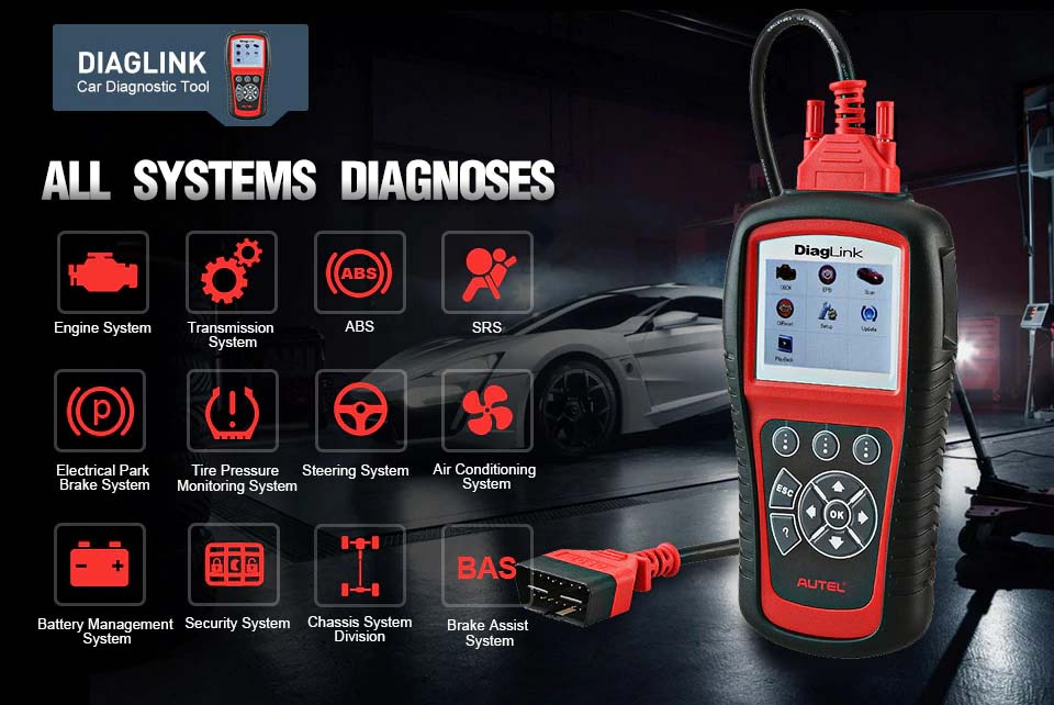 Autel Diaglink Full Systems