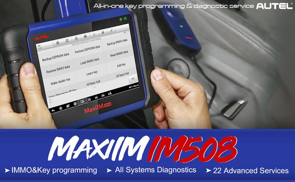 Buy Autel MaxiIM IM508 Plus XP400 Pro
