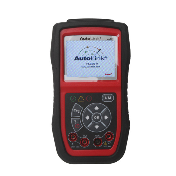 Autel AutoLink AL539B OBDII Code Reader & Battery Test Tool