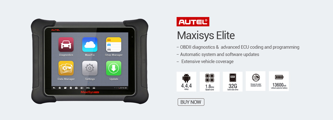 【Ship from US】Original Autel MaxiSys Elite